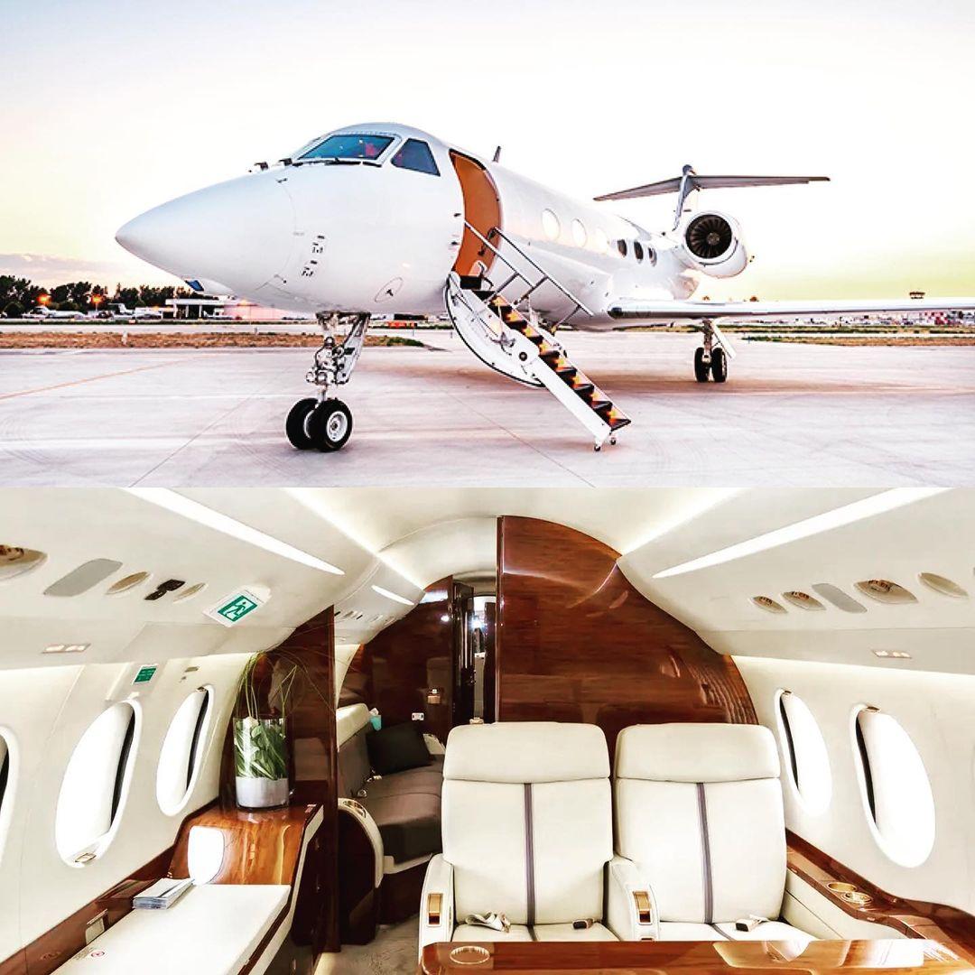 Lavado Jets privados